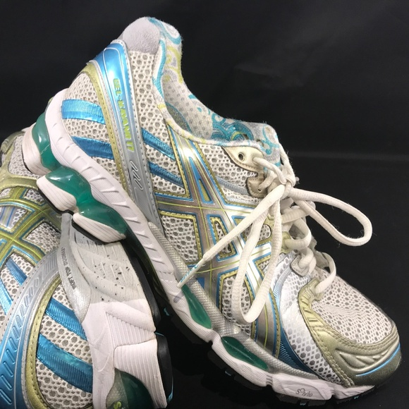 asics gel kayano 17